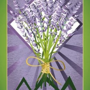 Photo of Lavender Association of Western Colorado Lavender Fest 2017 Poster